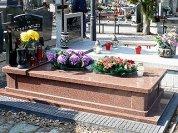 Sprzątanie nagrobkób - Warszawa