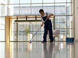 Sprzątanie biur w wysokiej klasy budynkach