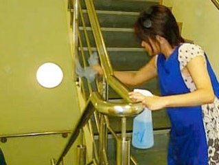 Sprzątanie osiedli mieszkaniowych w Warszawie - Mokotów, Czerniaków, Sadyba