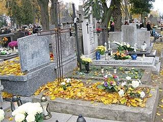 dbanie o groby - Cmentarze Warszawskie