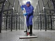 profesjonalna firma sprzątająca w garażach, magazynach na terenie Warszawy