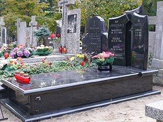 Opieka nad grobem - Warszawa