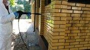 Zabezpieczenie antygraffiti, usuwanie graffiti - Warszawa Centrum, Żoliborz
